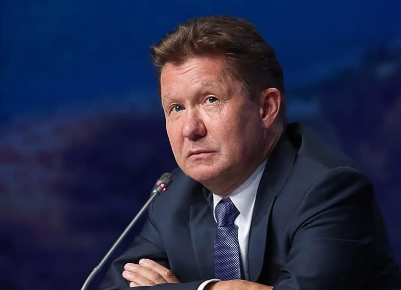 Alexey Miller elected as Chairman of Gazprom Management Committee for another 5-year term